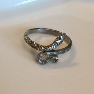 Jewelry - Silver Snake Ring